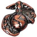 Eagle Emblems M7391 Dev-Fleet Marine, Bronze (5/16