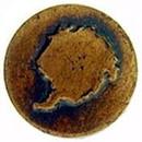 Eagle Emblems M7400 Dev-Antarctica, Svc, Bronze (5/16