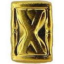 Eagle Emblems M7435 Dev-Hour Glass, Gold (5/16