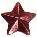 Eagle Emblems M7541 Dev-Star, Bronze    (1) (5/16