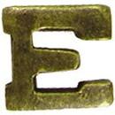 Eagle Emblems M7807 Dev-E, Usn, Gold (1/4