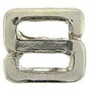 Eagle Emblems M7829 Dev-S, Silver (1/4