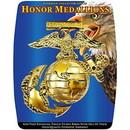 Eagle Emblems MD1006 Medallion-Usmc (6