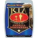 Eagle Emblems MD1016 Medallion-Kia Honor (5-1/2