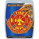 Eagle Emblems MD1020 Medallion-Fire (5-1/2