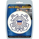 Eagle Emblems MD6100 Car Grill Badge-Uscg (3