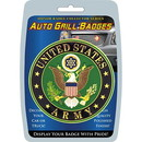 Eagle Emblems MD6102 Car Grill Badge-Army (3