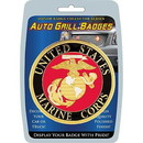 Eagle Emblems MD6104 Car Grill Badge-Usmc (3