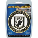 Eagle Emblems MD6105 Car Grill Badge-Pow*Mia (3