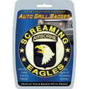 Eagle Emblems MD6106 Car Grill Badge-101St A/B (3