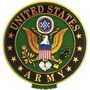 Eagle Emblems MG0102 Magnet-Army Symbol (2-5/8