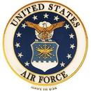 Eagle Emblems MG0104 Magnet-Usaf Emblem (2-5/8