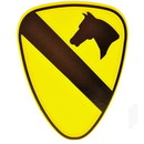 Eagle Emblems MG0124 Magnet-Army, 001St Cav. (3