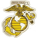 Eagle Emblems MG1015 Magnet-Usmc Logo, Ega (3