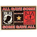 Eagle Emblems MG1237 Magnet-Pow*Kia Am.Rememb. (3