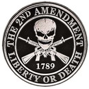 Eagle Emblems MG1242 Magnet-2Nd Amendment (3