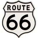 Eagle Emblems MG1401 Magnet-Route 66 (2-3/4