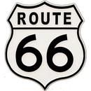 Eagle Emblems MG1401 Magnet-Route 66 (2-3/4
