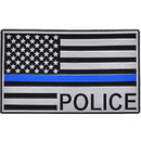 Eagle Emblems MG1452 Magnet-Police, Thin Blue (3