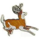 Eagle Emblems P00186 Pin-Deer, Whitetail (1