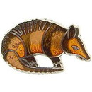 Eagle Emblems P00209 Pin-Armadillo (1