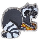 Eagle Emblems P00210 Pin-Raccoon (1