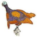Eagle Emblems P00653 Pin-Bird, Turkey (1