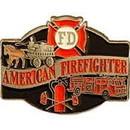 Eagle Emblems P00670 Pin-Fire, American Fire, Pw (1