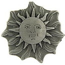 Eagle Emblems P00719 Pin-Sun Face (1