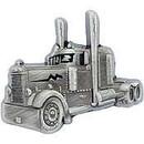Eagle Emblems P00724 Pin-Truck, Semi, Conv, Pwt (1