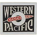 Eagle Emblems P01009 Pin-Rr, Western Pacific (1