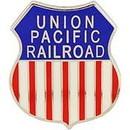 Eagle Emblems P01012 Pin-Rr, Union Pac.Rail Rd (1