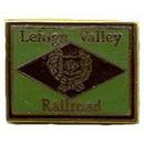 Eagle Emblems P01088 Pin-Rr, Lehigh Valley (1