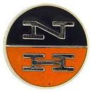 Eagle Emblems P01160 Pin-Rr, New Haven (Nh) (1