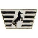 Eagle Emblems P01276 Pin-Rr, N&S Thoroughbred (1
