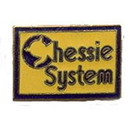 Eagle Emblems P01290 Pin-Rr, Chessie System Rec (1
