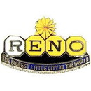 Eagle Emblems P01973 Pin-Game, Reno, Sign (1