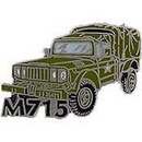 Eagle Emblems P02042 Pin-Jeep, M715 (1