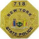 Eagle Emblems P02632 Pin-Pol, Bdg, New York (1