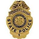 Eagle Emblems P02638 Pin-Pol, Bdg, Pennsylvania (1