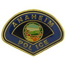 Eagle Emblems P02862 Pin-Pol, Patch, Ca, Anaheim (1