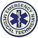 Eagle Emblems P03718 Pin-Emt, Logo (1-1/2