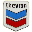 Eagle Emblems P05875 Pin-Car, Gas, Chevron, Logo (1