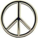 Eagle Emblems P06833 Pin-Peace Sign, Cut-O (1