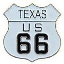 Eagle Emblems P06945 Pin-Route 66, Tx (1