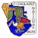 Eagle Emblems P09033 Pin-Nat.Park, Everglades (1
