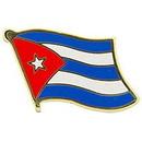 Eagle Emblems P09521 Pin-Cuba (Flag) (1