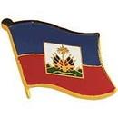Eagle Emblems P09545 Pin-Haiti (Flag) (1