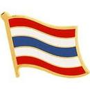 Eagle Emblems P09606 Pin-Thailand (Flag) (1