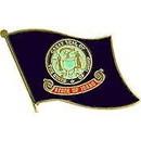 Eagle Emblems P09913 Pin-Idaho (Flag) (1
